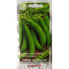 Горох овощной СЕНАТОР (10г)